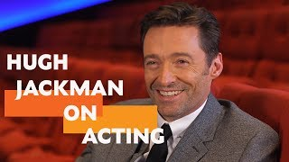 """It's okay, be nervous"" 