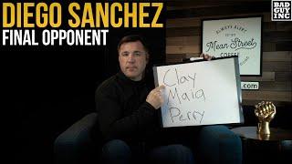 Diego Sanchez Retirement Fight