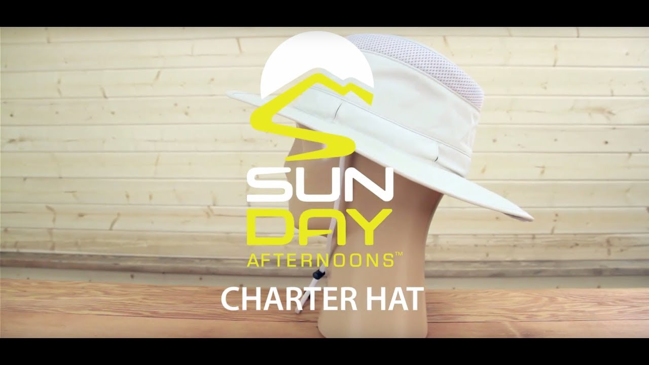 17553ccc Sunday Afternoons : Charter Hat