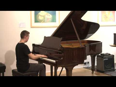 """William Palmer - """"No Melody"""" & """"Just a Song About Two"""" 