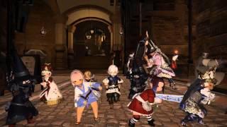 Dance Eorzea Dance