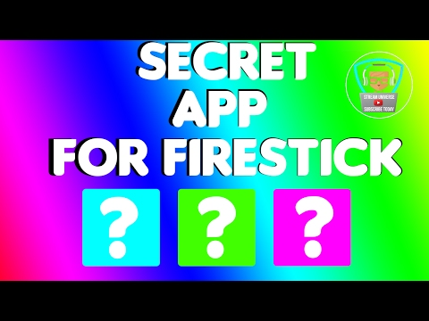 BEST KEPT SECRET APPLICATION | FOR FIRESTICK AND ANDROID BOXES!