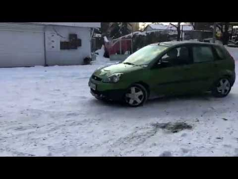Drifting With Ford Fiesta Charged #VankoBicepsa