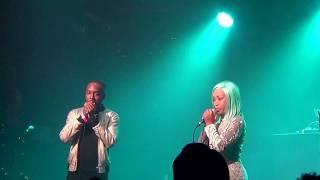 Sean Chris Ft. Lylah - La mienne concert caritatif pour les sinistrés de saint martin 22 / 09 / 2017