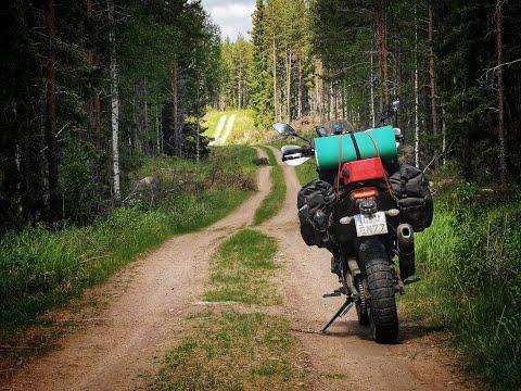 Download Full TET Sweden - 3200km / 7 days solo trip on Tenere 700 (June 2021)