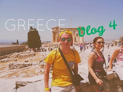 GREEK ADVENTURE | EXPLORING ATHENS Vlog #4