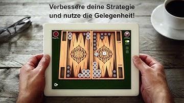 Backgammon - Online kostenlos spielen (Android)
