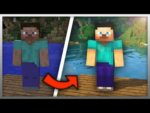 ✔️ 3 Ways To Make Minecraft Look REALISTIC!