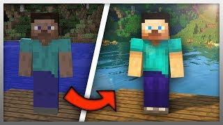 ✔️ 3 Ways to Make Minecraft Look REALISTIC!