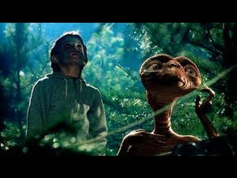 The Making of E.T. The Extra-Terrestrial (1996) Part 1/2