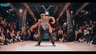 BATTLE GROOVE'N'MOVE 2018 Bionic Man Demo