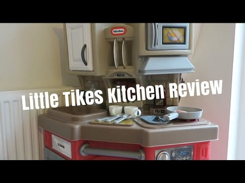 Little Tikes Super Chef Toy Kitchen Review