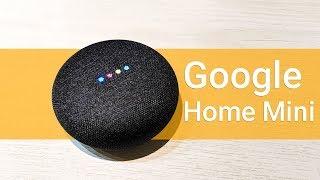 Google Home Mini | Распаковка и первые впечатления в 4K