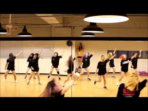 Shhh-RAYE | Darlene Choreography | Peace Dance