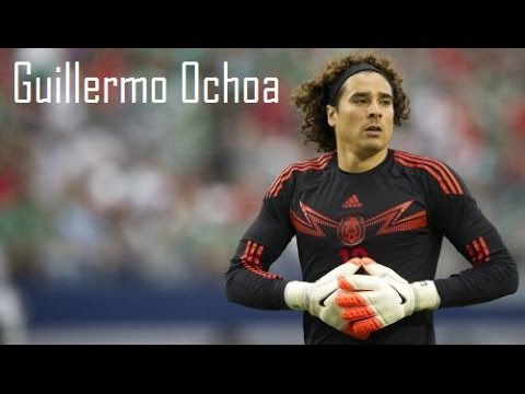 Guillermo ochoa best saves 2014 youtube - Guillermo ochoa wallpaper ...