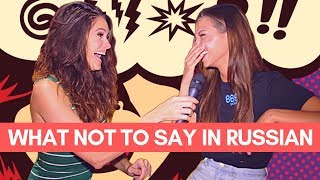 Here's What Not to Say When Playing Poker in Russia
