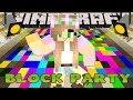 Minecraft Little Kelly : Block Party - WOOO DANCE PARTY!