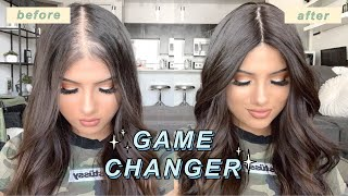 THICKER HAIR IN ONE SIMPLE STEP | Zoe Cavey