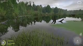Русская Рыбалка 4 рр4 оз Комариное Троф окунь