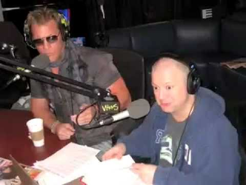 Opie and Anthony - Chris Jericho in studio  feb/2011