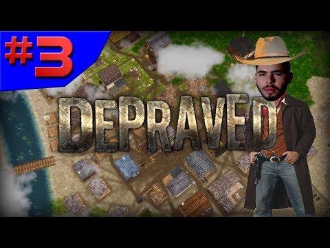 Depraved - E AGORA COMEÇA O BANG BANG!!! #3 (Gameplay/PC/PT-BR) HD