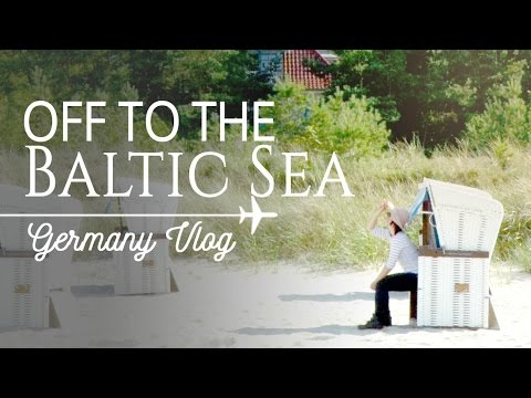 Off to the Baltic Sea for a Getaway | Germany Vlog