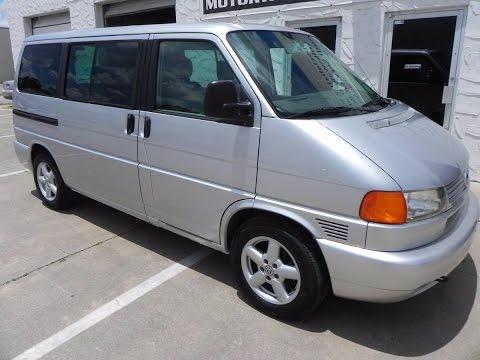 2001 Volkswagen Eurovan VR6 FOR SALE WALK AROUND