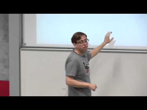 Efficient Bayesian inference with Hamiltonian Monte Carlo -- Michael Betancourt (Part 1)