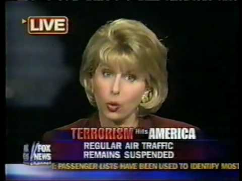 FOX News 9-13 -2001 Live Coverage 12:00 A.M E.T - 2:19 A.M E.T