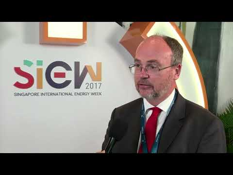 SIEW LIVE: H. E.  Bill Johnston, Minister For Mines And Petroleum, Western Australia