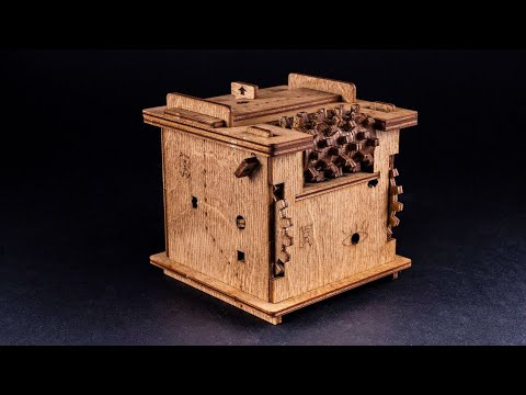 A 60-minute Escape Room in a BOX! - I want to Play a Game!!