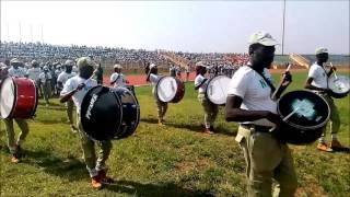 NYSC OGUN STATE BAND BRIGADE [Slow To Quick Time]