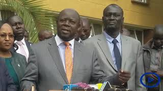 Council of Governors push for a raft of measures to address the current maize challenges