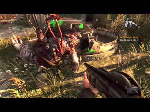 Dying Light: The Following – Enhanced Edition funny delmolsher  