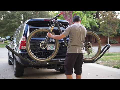 Inno Inh 120 Bike Rack Review Youtube