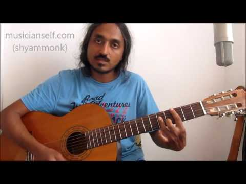 [chords] Chinna Chinna Asai: How To Find Chords for the A R Rahman Roja Song phrases