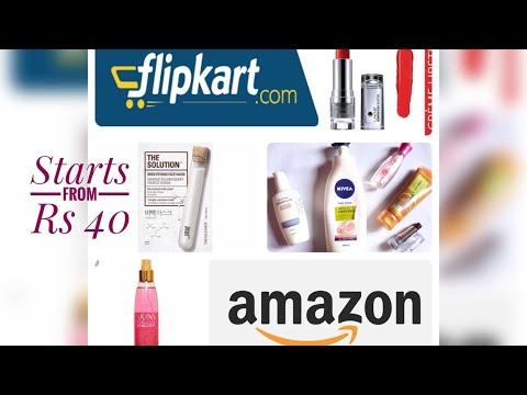 Flipkart and Amazon Haul 2019