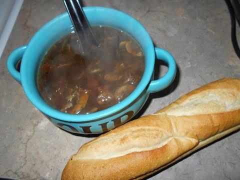 Pot Roast Soup || Leftover Makeover