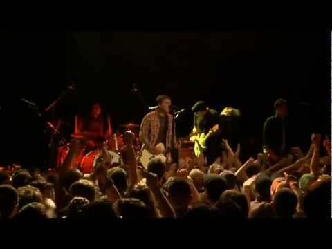 The Gaslight Anthem - Live at Music Hall of Williamsburg 16.05.2012 (ProShot)