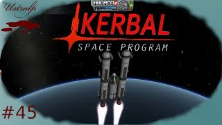 Kerbal Space Program [Deutsch] #45 Freiflug ohne wiederkehr | Let