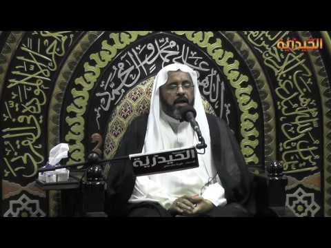 الشيخ علي الجزيري أحسب الناس أن يتركوا أن يقولوا آمنا وهم لا