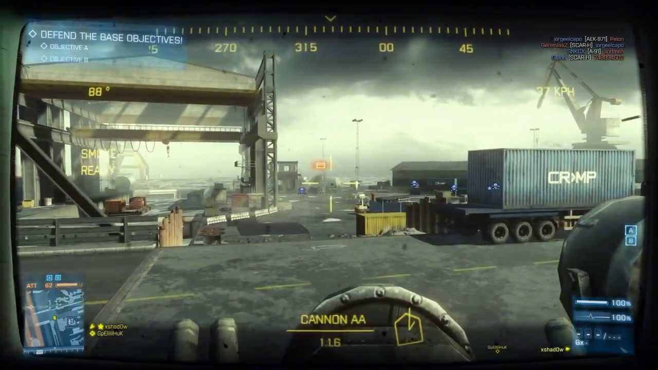 How To Play Battlefield 3 Multiplayer [ZloGames]