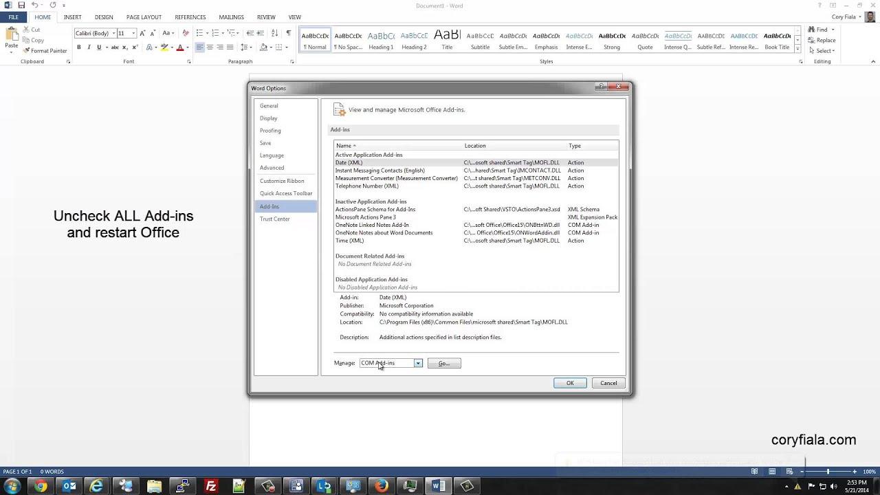 download quran in word office 2007