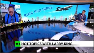 Larry King: How COVID-19 is changing California