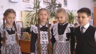 Выпускной начальной школы. Урок в школе. Новосибирск