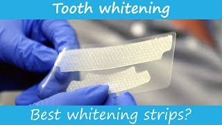 hOW I WHITEN MY TEETH  3D TEETH WHITENING STRIP REVIEW