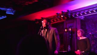 "Kyle Taylor Parker sings ""What a Lola Wants"" at 54 Below 5/26/14"
