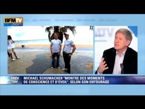 """24h en vidéo - 04/04 - """"Les moments de conscience"""" de Schumacher ; le 1er conseil des ministres"""
