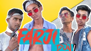 Farji || Don || RD. Film's  Deepak pal