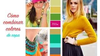 Clothes color matches / Clothes color combination / Clothes color matching ?Matching outfit